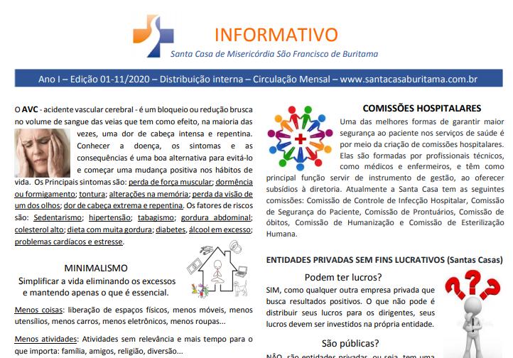 Informativo 01 – 11/2020
